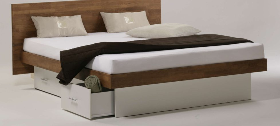 Split-softside waterbed